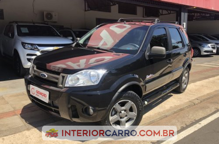 FORD ECOSPORT 1.6 XLT 8V FLEX 4P MANUAL Usado