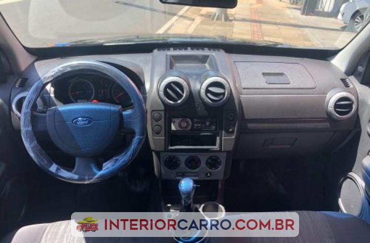 Ford Ecosport 1.6 Xlt 8v Flex 4p Manual Preto Flex 2008 Usado