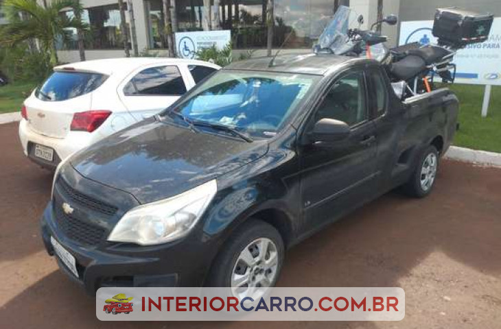 CHEVROLET MONTANA 1.4 MPFI LS CS 8V FLEX 2P MANUAL Usado