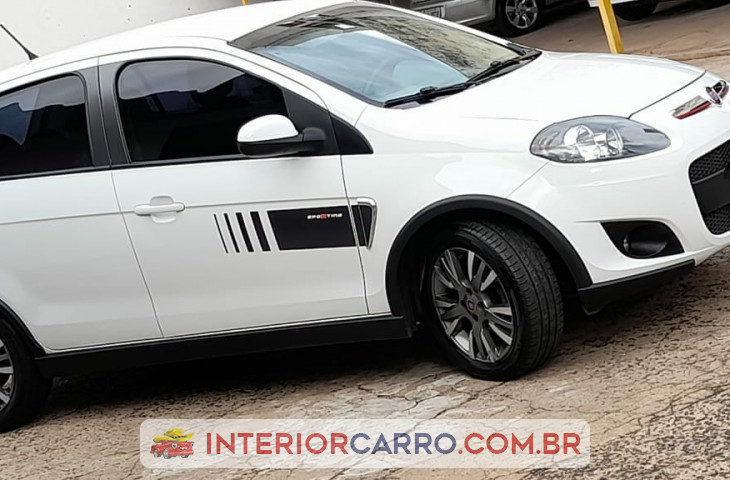 FIAT PALIO 1.6 MPI SPORTING 16V FLEX 4P MANUAL Usado