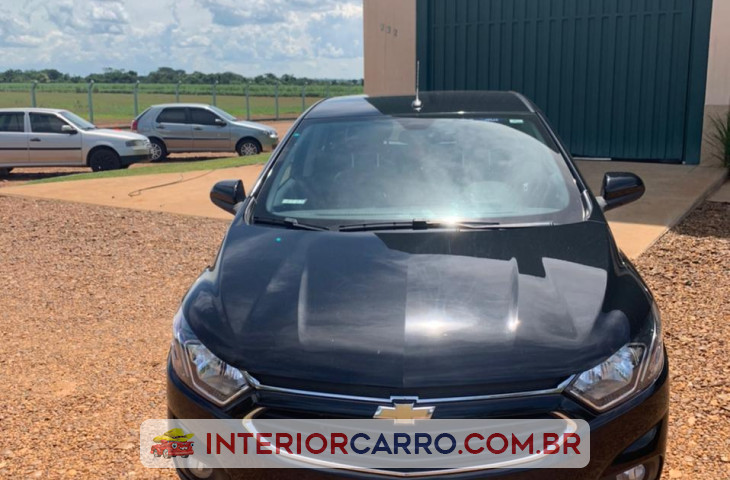 CHEVROLET ONIX 1.4 MPFI LTZ 8V FLEX 4P MANUAL Usado