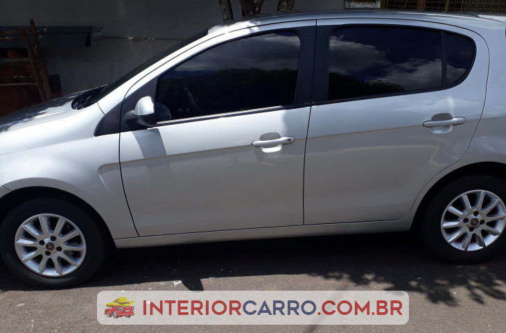 FIAT PALIO 1.0 MPI ATTRACTIVE 8V FLEX 4P MANUAL Usado