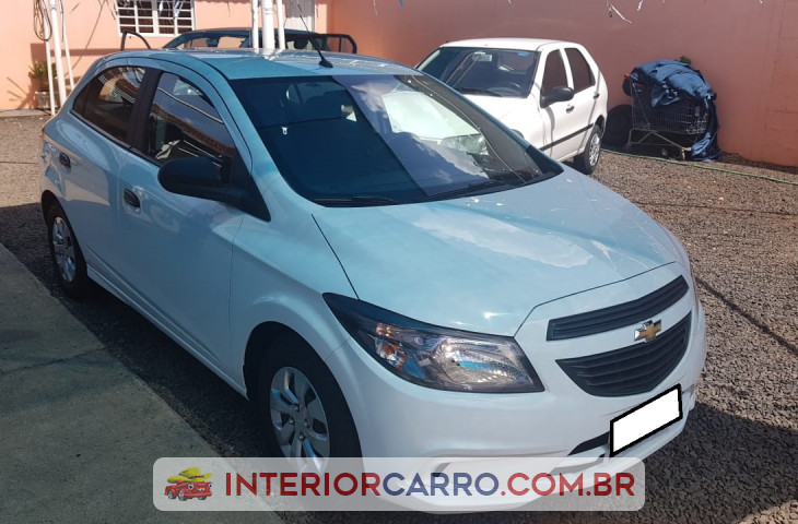 CHEVROLET ONIX 1.0 MPFI JOY 8V FLEX 4P MANUAL Usado
