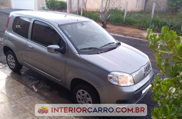 FIAT UNO 1.0 EVO WAY 8V FLEX 2P MANUAL Usado