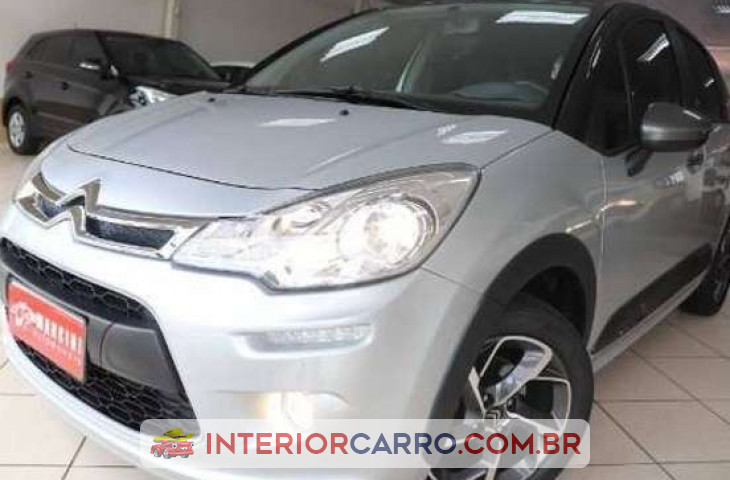 CITROËN C3 1.6 VTI 120 FLEX URBAN TRAIL EAT6 Usado