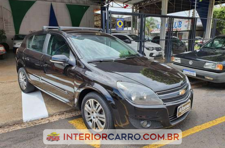 CHEVROLET VECTRA HATCH 2.0 MPFI GT HATCH 8V FLEX 4P MANUAL Usado