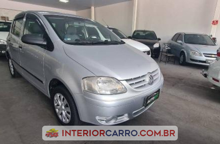 VOLKSWAGEN FOX 1.6 MI 8V FLEX 4P MANUAL Usado