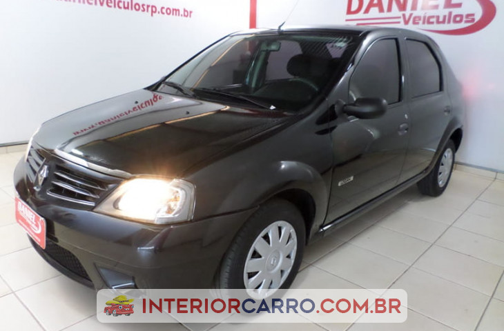 RENAULT LOGAN 1.6 AUTHENTIQUE 8V TORQUE FLEX 4P MANUAL Usado