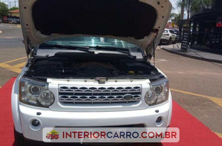 Land Rover Discovery 4 3.0 Se 4x4 V6 24v Turbo Diesel 4p Automático Branco Diesel 2013 Usado