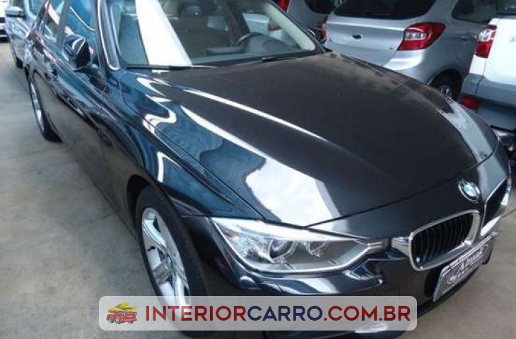 BMW 320I 2.0 16V TURBO GASOLINA 4P AUTOMÁTICO Usado