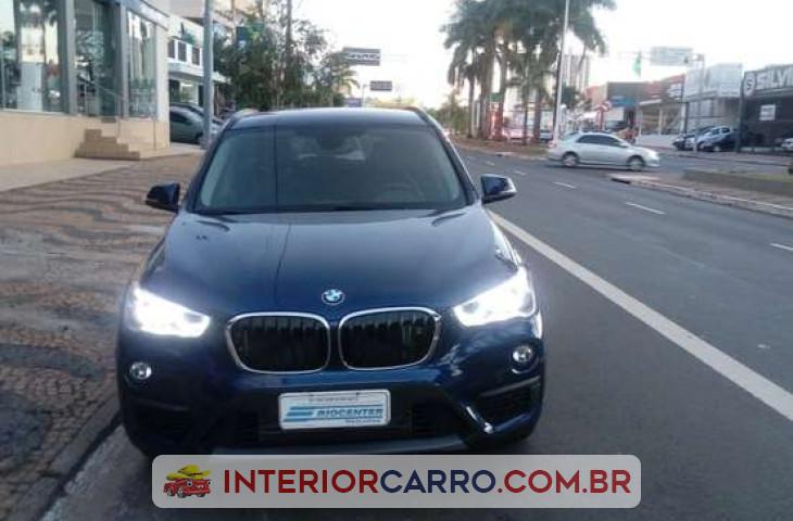 BMW X1 2.0 16V TURBO GASOLINA SDRIVE20I GP 4P AUTOMÁTICO Usado