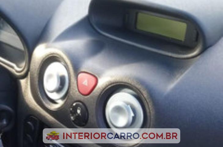 Citroën C3 1.6 Exclusive 16v Flex 4p Manual Prata Flex 2008 Usado