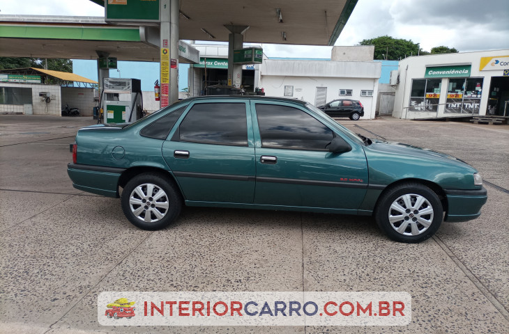 CHEVROLET VECTRA SEDAN 2.2 MPFI GLS 8V GASOLINA 4P MANUAL Usado