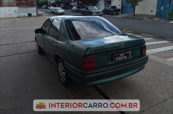 Chevrolet Vectra Sedan 2.2 Mpfi Gls 8v Gasolina 4p Manual Verde Gasolina 1995 Usado