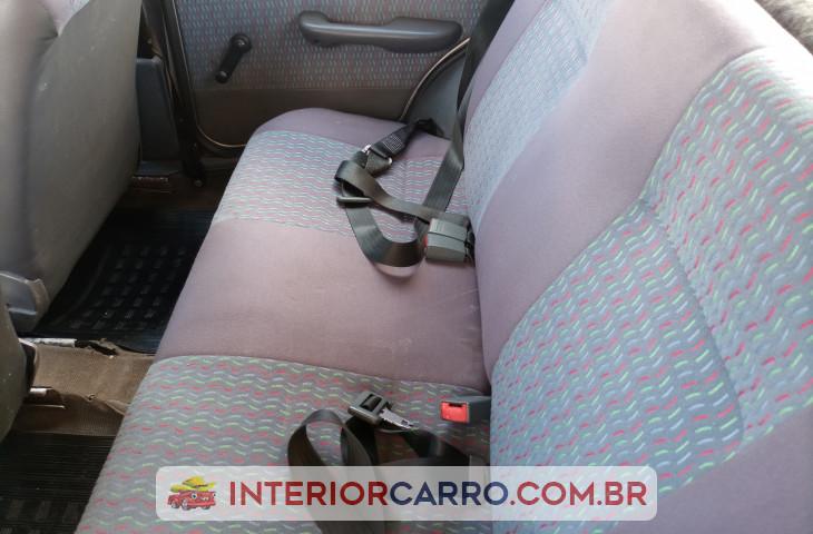 Fiat Palio 1.0 Mpi Ex 8v Gasolina 4p Manual Cinza Gasolina 1998 Usado