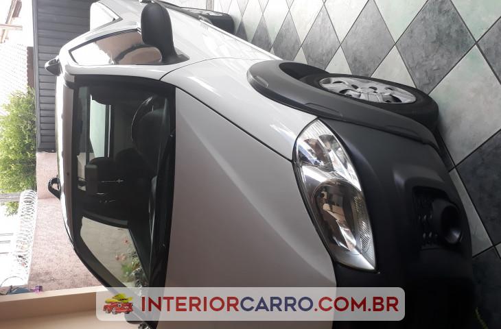 Fiat Strada 1.4 Mpi Hard Working Cd 8v Flex 3p Manual Branco Flex 2014 Usado