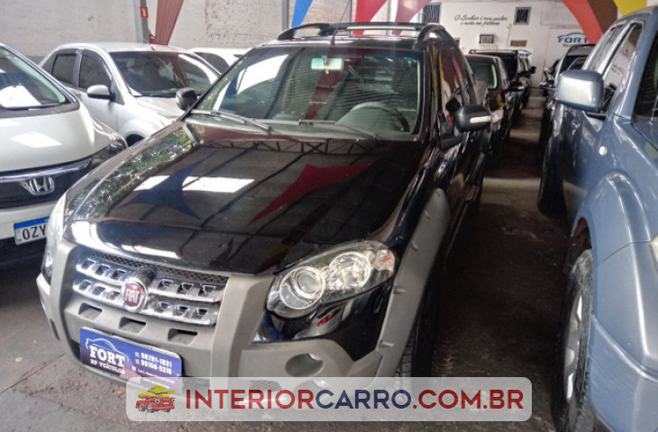 FIAT STRADA 1.8 MPI ADVENTURE CE 16V FLEX 2P MANUAL Usado
