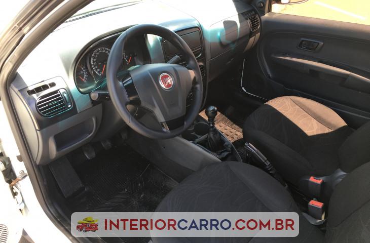 FIAT STRADA 1.4 MPI HARD WORKING CS 8V FLEX 2P MANUAL Usado
