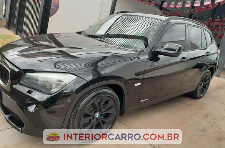 BMW X1 2.0 20I 4X2 16V FLEX 4P AUTOMÁTICO Usado