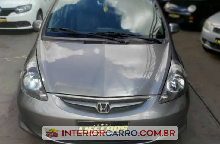 HONDA FIT 1.4 LX 8V FLEX 4P MANUAL Usado