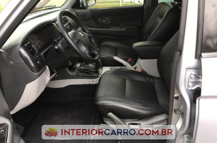 Mitsubishi Pajero Dakar 3.5 Hpe 7 Lugares 4x4 V6 24v Flex 4p Automático Prata Flex 2010 Usado
