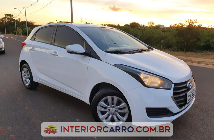 HYUNDAI HB20 1.0 COMFORT PLUS 12V FLEX 4P MANUAL Usado