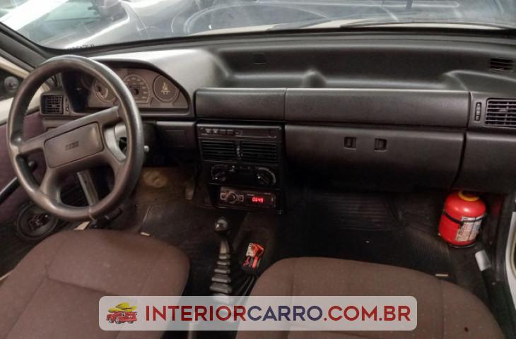 Fiat Uno 1.0 Ie Mille Ex 8v álcool 2p Manual Branco álcool 2000 Usado