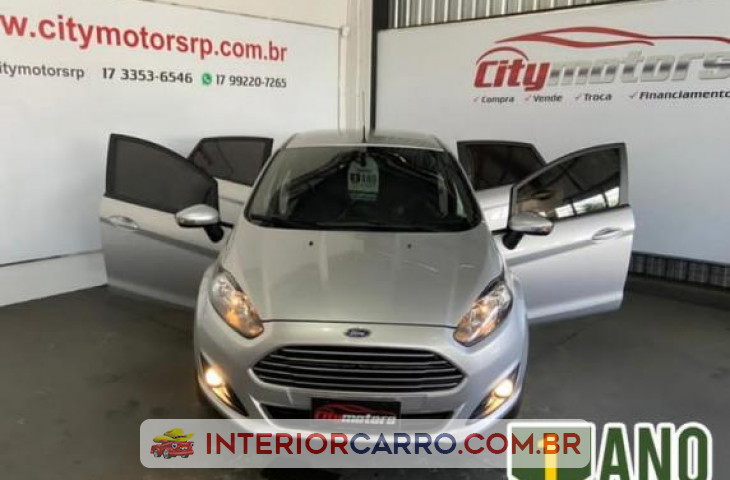 FORD FIESTA HATCH 1.6 SE HATCH 16V FLEX 4P MANUAL Usado
