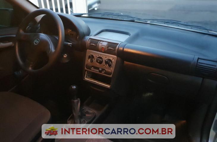 Chevrolet Classic 1.6 Mpfi Spirit 8v Gasolina 4p Manual Prata Gasolina 2006 Usado