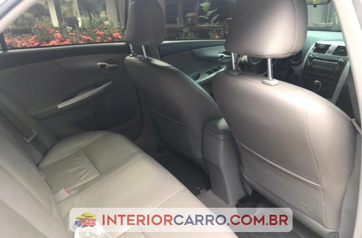 Toyota Corolla 2.0 Xei 16v Flex 4p Automático Bege Flex 2012 Usado