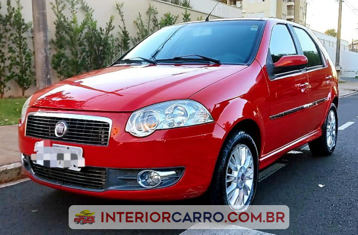 FIAT PALIO 1.4 MPI ATTRACTIVE 8V FLEX 4P MANUAL Usado
