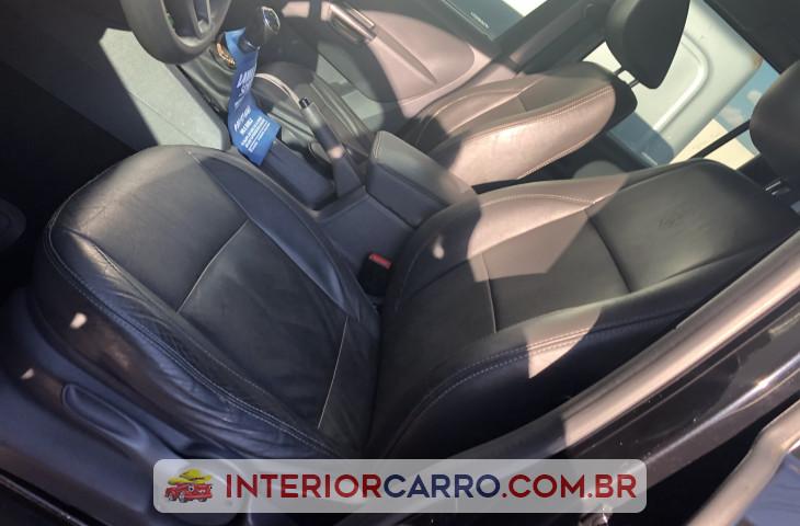 Volkswagen Amarok 2.0 4x4 Cd 16v Turbo Intercooler Diesel 4p Manual Preto Diesel 2015 Usado
