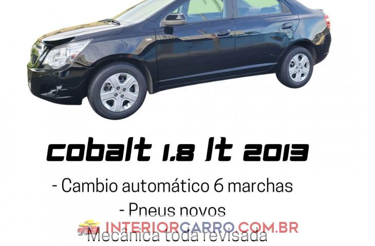CHEVROLET COBALT 1.8 MPFI LT 8V FLEX 4P AUTOMÁTICO Usado