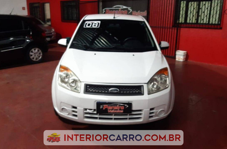 FORD FIESTA HATCH 1.0 MPI HATCH 8V FLEX 4P MANUAL Usado