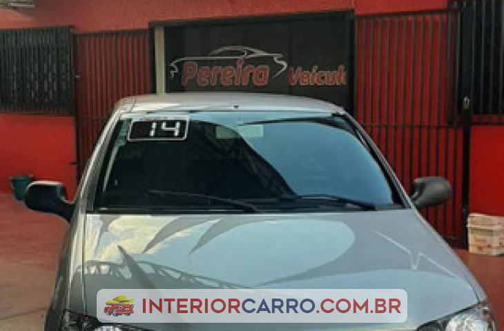 FIAT PALIO 1.0 MPI FIRE 8V FLEX 2P MANUAL Usado