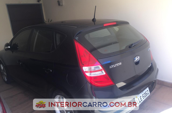 Hyundai I30 2.0 Mpi 16v Gasolina 4p Automático Preto Gasolina 2010 Usado