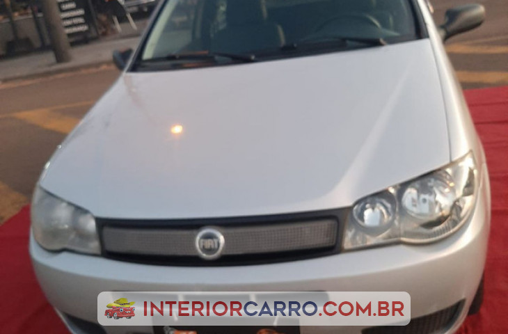 FIAT PALIO 1.0 MPI FIRE CELEBRATION 8V FLEX 4P MANUAL Usado