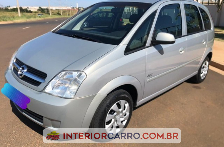 CHEVROLET MERIVA 1.8 MPFI JOY 8V FLEX 4P MANUAL Usado