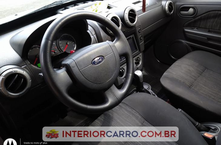 Ford Ecosport 1.6 Xlt Freestyle 8v Flex 4p Manual Prata Flex 2009 Usado
