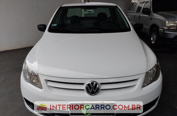 VOLKSWAGEN SAVEIRO 1.6 MI CS 8V FLEX 2P MANUAL G.V Usado