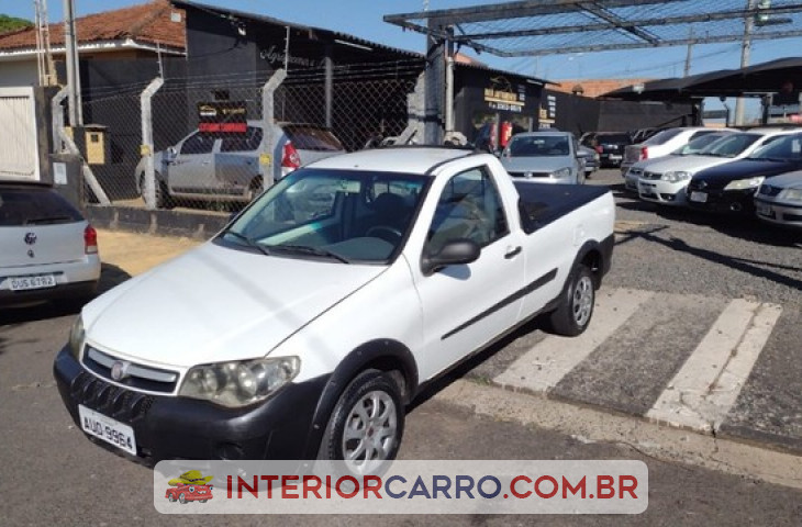 FIAT STRADA 1.4 MPI FIRE CS 8V FLEX 2P MANUAL Usado