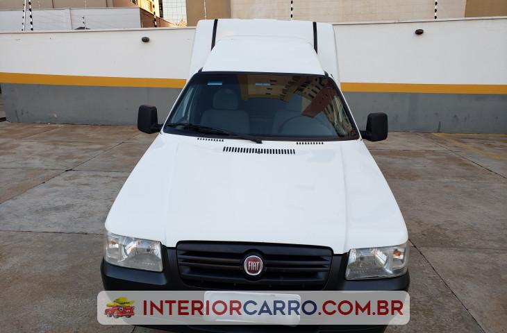 FIAT FIORINO 1.3 MPI FURGÃO 8V FLEX 2P MANUAL Usado