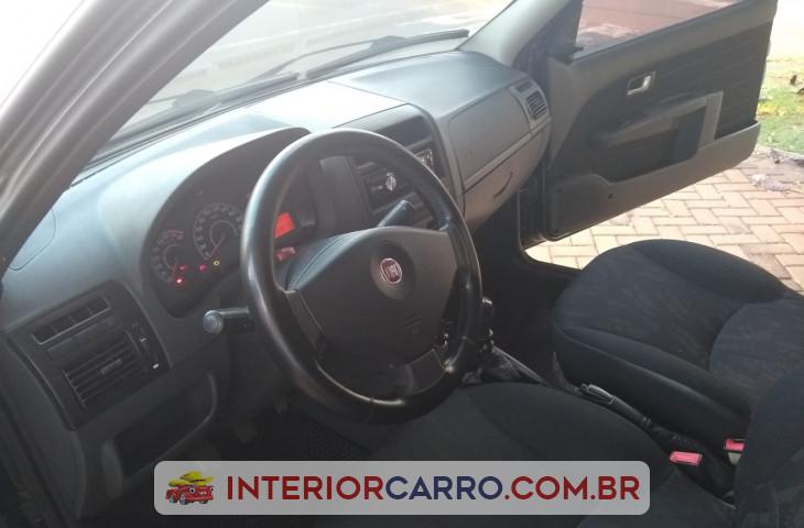 Fiat Strada 1.4 Mpi Working Cd 8v Flex 2p Manual Preto Flex 2011 Usado